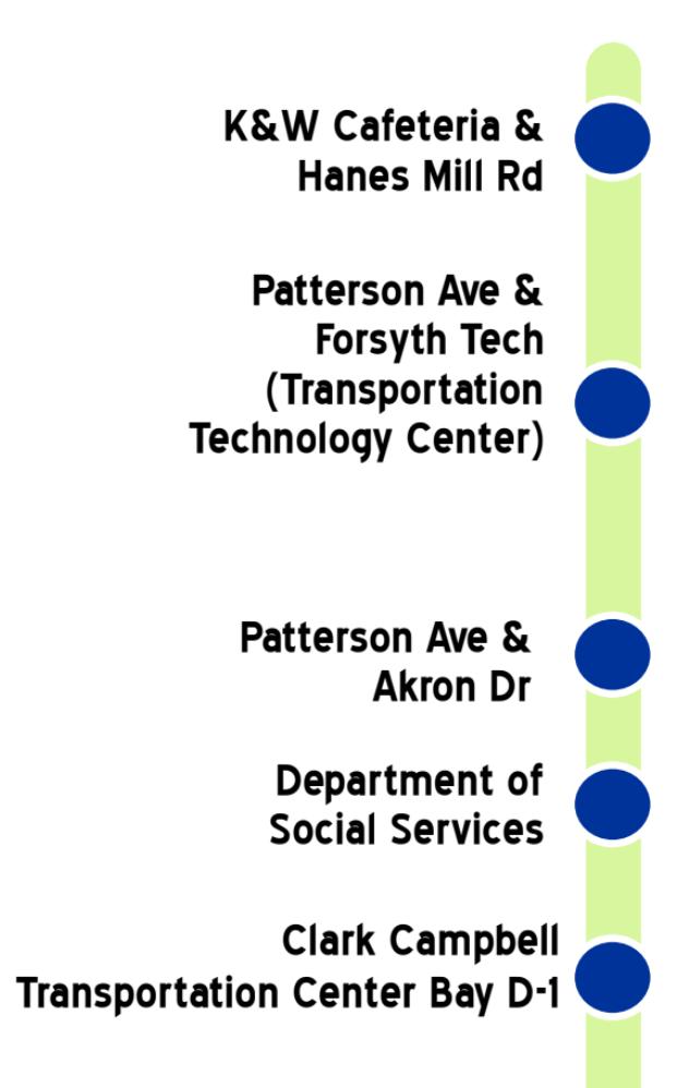 Route 87 Graphic