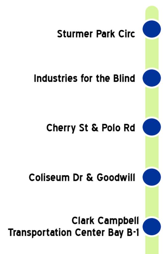 Route 89 Graphic